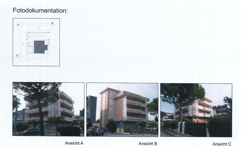 Italyfestyle residenziale condominio onda blu bibione for 3 piani di garage per auto con alloggi