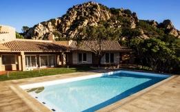 Villa di lusso in Costa Paradiso Sardegna