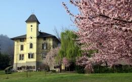 Villa liberty a Serralunga di Crea